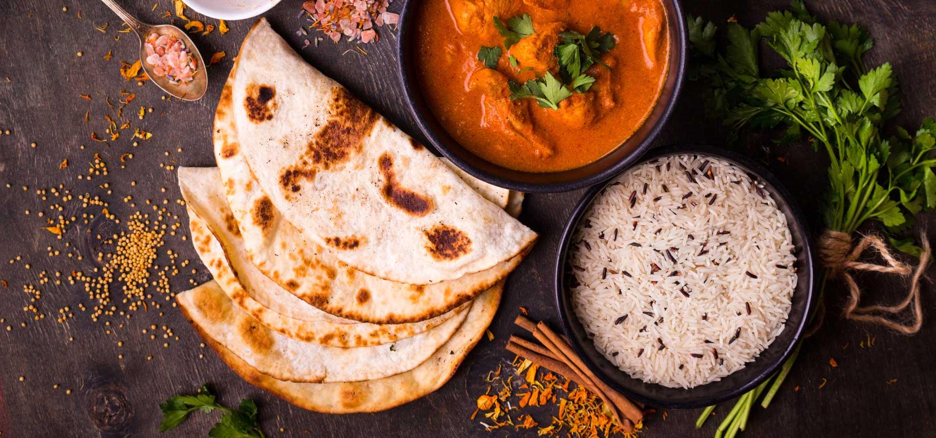 Feine Curry Gerichte