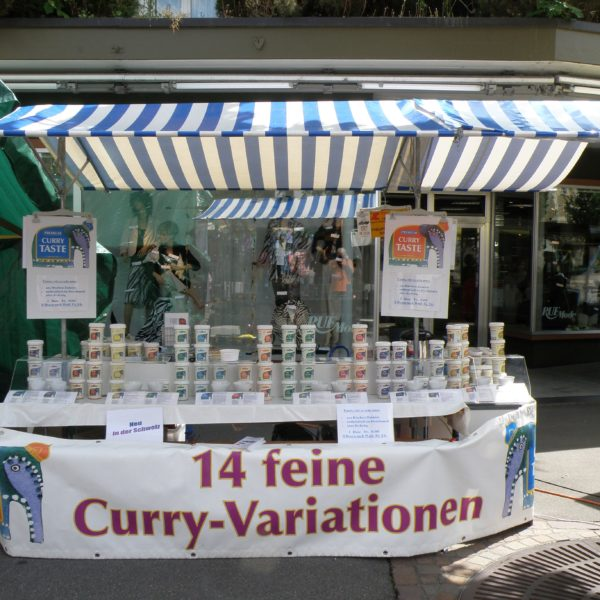 Curry-Stand