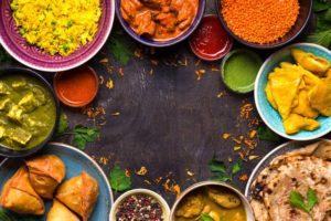 Feines Curry Gericht 2