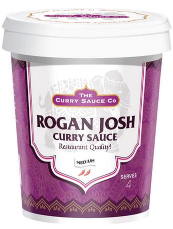 Rogan Josh Curry Sauce